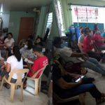 Iloilo City Cluster 3rd Week Implementation